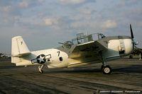 N9584Z @ KYIP - Grumman TBM-3E Avenger Ida Red  C/N 85882 - Dave Tinker, N9584Z