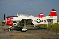 N1328B @ KYIP - North American T-28B Trojan  C/N 138354, N1328B - by Dariusz Jezewski www.FotoDj.com