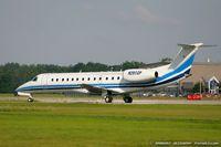 N201CP @ KYIP - Embraer EMB-135BJ Legacy  C/N 145726, N201CP