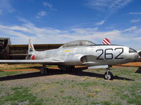 71-5262 @ 40G - Planes of Fame Air Museum (Valle-Williams, AZ Location) - by Daniel Metcalf