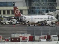 DQ-FJG @ NZAA - on stand at AKL - by magnaman