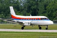 N57DA @ KYIP - Embraer EMB-110P1 Bandeirante  C/N 110.348, N57DA