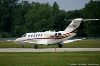 N800RL @ KYIP - Cessna 525A CitationJet CJ2  C/N 525A0220, N800RL