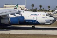 4K-AZ101 @ LMML - Runway 13 - by Roberto Cassar