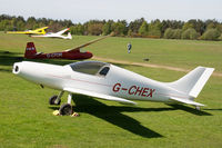 G-CHEX @ X2EF - Minus prop - by Howard J Curtis