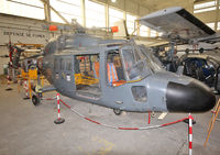 03 @ LFXR - Preserved Lynx prototype in French Navy c/s at the Rochefort Naval Museum... - by Shunn311