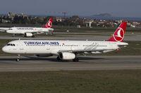 TC-JMJ @ LTBA - Istanbul Ataturk - by Roberto Cassar