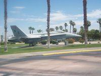 162403 @ KPSP - Palm Springs Air Museum - by Daniel Metcalf