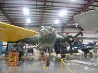 N6116X @ KCNO - Yanks Air Museum