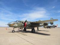 N3476G @ KIWA - Seen  at Phoenix-Mesa Gateway Airport