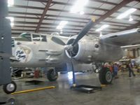 N3675G @ KCNO - Planes of Fame Air Museum (Chino, CA Location)