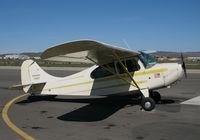 N2791E @ KKIC - Reid-Hillview Airport (San Jose, CA) 1946 Aeronca 7AC visiting @ Mesa Del Rey Airport (King City, CA)