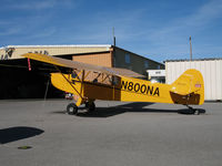 N800NA @ KRHV - Amelia Reid Aviation 2004 Zlin Savage Classic @ Reid-Hillview Airport (San Jose), CA home base