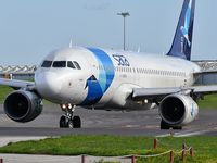 CS-TKP @ LPPT - Azores Airlines S4143 take off to Pico (PIX) - by JC Ravon - FRENCHSKY