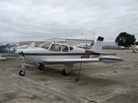 N891R @ CVH - 1959 Beech 35-33 Bonanza @ Hollister Municipal Airport, CA