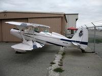 N8232R @ CVH - 1989 Stolp SA-300 Starduster Too homebuilt minus prop @ Hollister Municipal Airport, CA