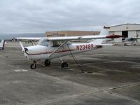 N23469 @ CVH - 1968 Cessna 150H @ Hollister Municipal Airport, CA