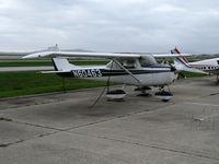 N60463 @ CVH - 1969 Cessna 150 @ Hollister Municipal Airport, CA