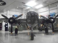N8163H @ KPSP - Palm Springs Air Museum