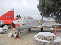 51-12958 @ KSEE - San Diego Air & Space Museum (Gillespie Field Annex) - by Daniel Metcalf