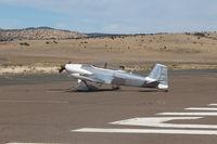 N291DS @ P23 - found in Arizona