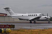 85-1270 @ KBOI - Take off run on RWY 10R. - by Gerald Howard