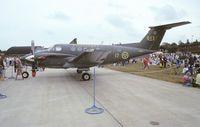 101003 @ ESTL - Ljungbyhed Air Base Sweden 25.8.1996 - by leo larsen