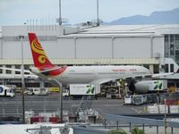 B-6539 @ NZAA - new to me at AKL today - on stand - by magnaman