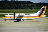 D-BBBB @ EDDK - ATR 42-300 - NS NFD NFD Luftverkehrs AG - 055 - D-BBBB - 23.05.1989 - CGN - by Ralf Winter
