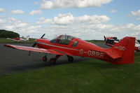 G-GRRR @ EGBT - At the Chip and Dog meet, 2014. - by Howard J Curtis