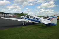 G-IPUP @ EGBT - At the Chip and Dog meet, 2014. - by Howard J Curtis