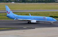 D-ATUZ @ EDDL - TUIfly B738 - by FerryPNL