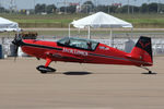N486MM @ AFW - At the 2016 Alliance Airshow - Fort Worth, TX