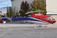 N31BH @ KBOI - Parked on Firehawk ramp. - by Gerald Howard