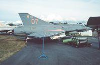 35607 @ ESTL - Ljungbyhed F.5 Air Base 25.8.1996 - by leo larsen