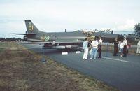 32507 @ ESTL - Ljungbyhed F.5 Air Base 25.8.1996 - by leo larsen