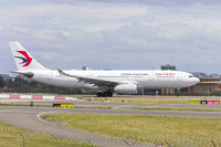 B-6537 @ YSSY - China Eastern Airlines (B-6537) Airbus A330-243 departing Sydney Airport - by YSWG-photography