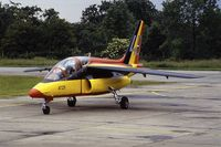 AT29 @ EBST - Display colours - 40 years Brustem AB - by Guy Vandersteen