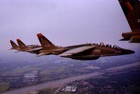 AT31 - Formation flight - by Guy Vandersteen