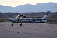 N7511T @ KPUB - Pueblo airport