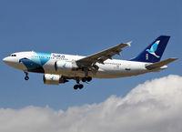 CS-TGU @ LEBL - Landing rwy 25R - by Shunn311