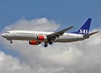 LN-RPO @ LEBL - Landing rwy 25R - by Shunn311