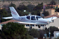 F-GMIX @ LFKC - Landing