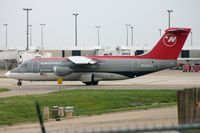 N516XJ @ KMEM - Northwest Jet Airlink BAe146 - by FerryPNL