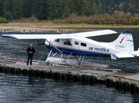 C-FOXD @ CAU6 - Air Nootka Beaver crashed in 2013 but is being rebuilt. - by FerryPNL