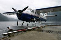 C-FQEI @ CAU6 - Air Nootka DHC3 Otter - by FerryPNL