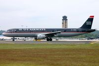 N168US @ KCLT - US A321 ready for departure. Re-regd to N191UW. - by FerryPNL