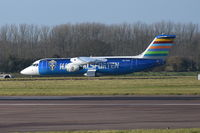 SE-DSU @ EGSH - Under tow at Norwich. - by Graham Reeve