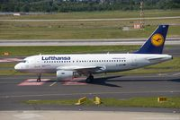 D-AIBH @ EDDL - Airbus A319-112 - LH DLH Lufthansa 'Herborn' - 5239 - D-AIBH - 17.08.2016 - CGN - by Ralf Winter