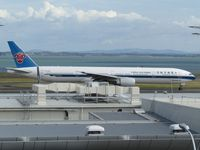B-2009 @ NZAA - taxying to stand - by magnaman